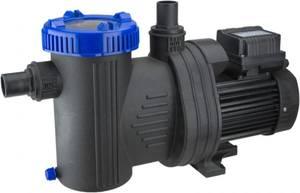 Bilde av Pumpe i plast type Shott 0,55 kW 1-fas med timer